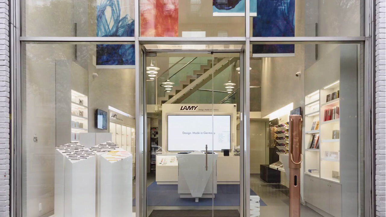 LAMY Concept Store New York